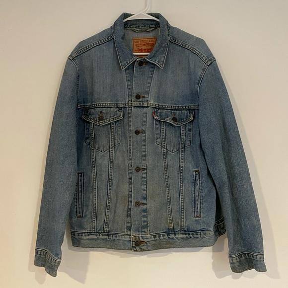 Levi Strauss Classic Jean Jacket
